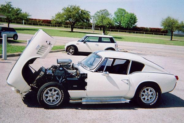 Triumph GT6    hubba hubba :-) - Singletrack Magazine