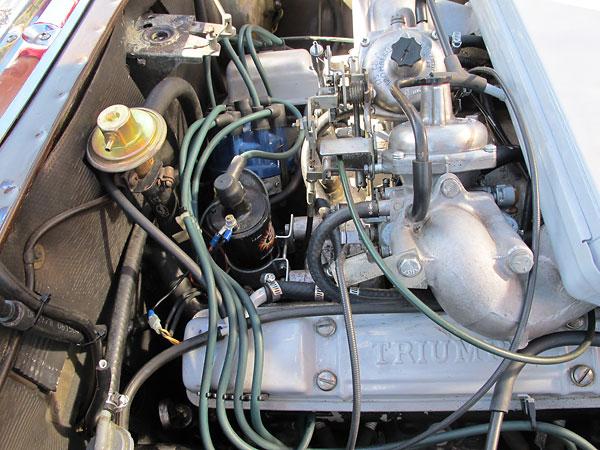 Glenn Merrell S 1973 Triumph Stag With Original Triumph 3