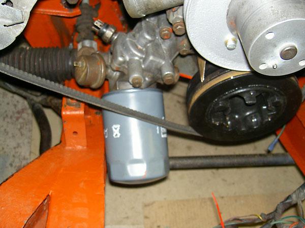 Oil Pressure Tap on 215 Engine? - ClassicOldsmobile com