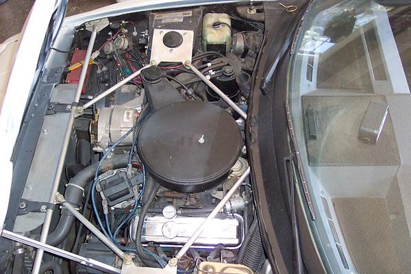 John Walshs 1981 Triumph Tr7 With Buick 231cid 38l V6 Engine