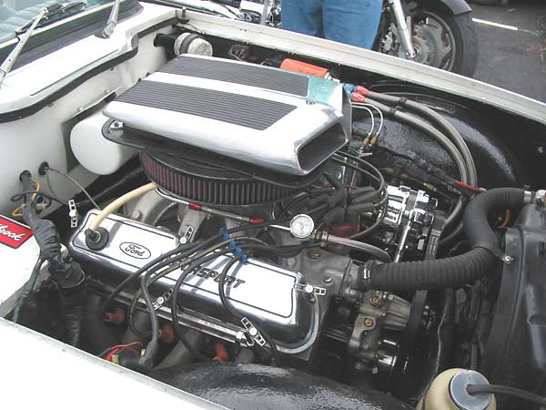 Les Shockey S 1969 Tr6 With A Ford 351 Windsor 408cid V8