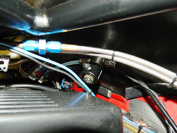 Control Module Coolant Pusher Fan Motor Coolant Puller Fan Motor