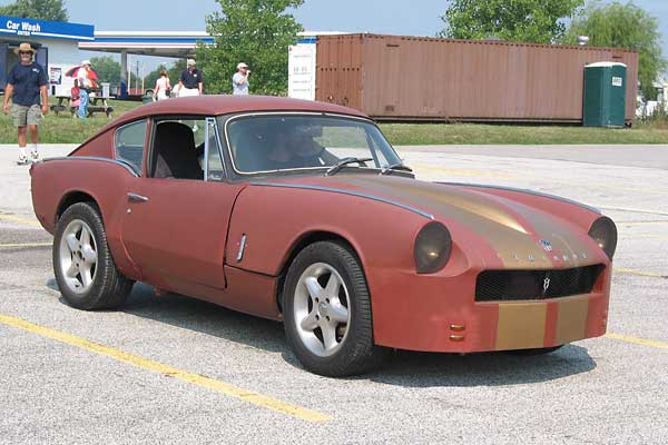 Matt Klines 1968 Triumph Gt6 With Ford 50 V8 Fuel Injected Engine