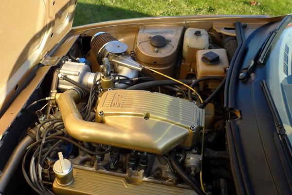 BritishV8 Forum: New to the gallery: Ole Larsen's SUPERCHARGED
