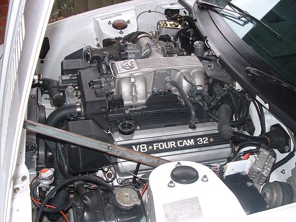 Rodney Wells 1980 Triumph Tr7 With Toyota Soarer 1uz Fe V8 Engine