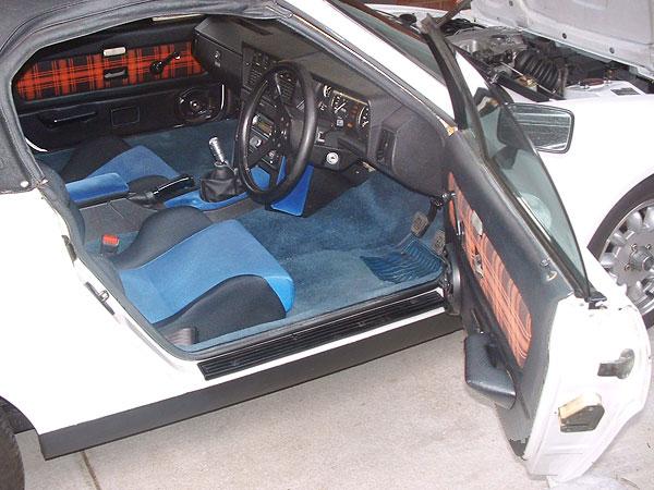 Rodney Wells' 1980 Triumph TR7 with Toyota Soarer 1UZ-FE V8