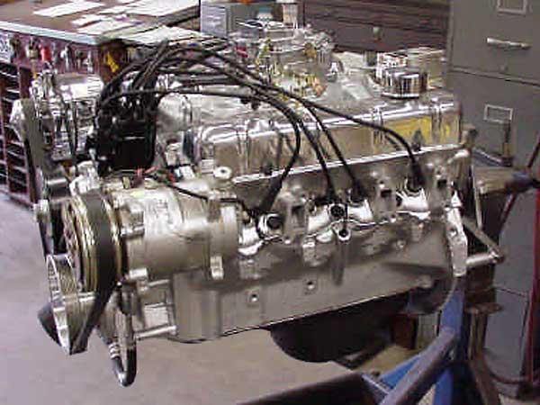 Aluminum Buick Monster Motor By Kurt Schley British V8 Newsletter September 2002