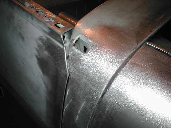 fender cowl and door alignment & MG Midget Bodyshells - Being Assembled by British Motor Heritage pezcame.com