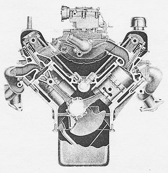 0902gmhtp 2010 Chevy Camaro Engine Options moreover 3 1 Pushrod Engine Diagram also Chrysler additionally Drawings exploded views also V 8 Engine Diagram. on pushrod engine cutaway