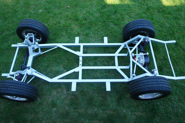 Fast Cars Inc. Offers an Entirely New and Improved Chassis for ...