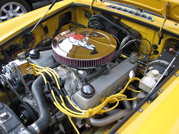 Picture Of V8 Engine Intake Manifold on Edelbrock Electric Choke Wiring Diagram Performer