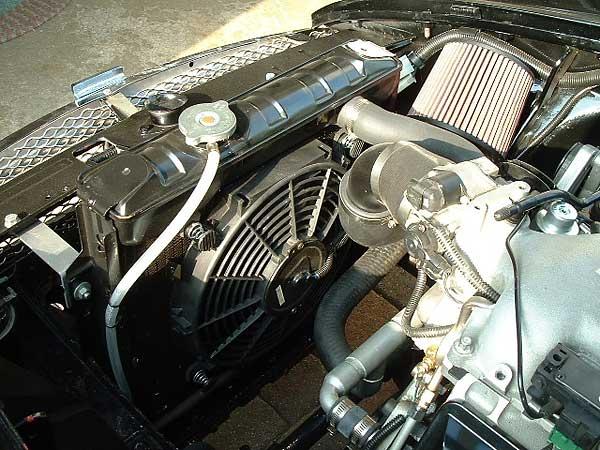 Bryan Heidtman S 1976 Mgb With Chevy 3 4l V6 Engine