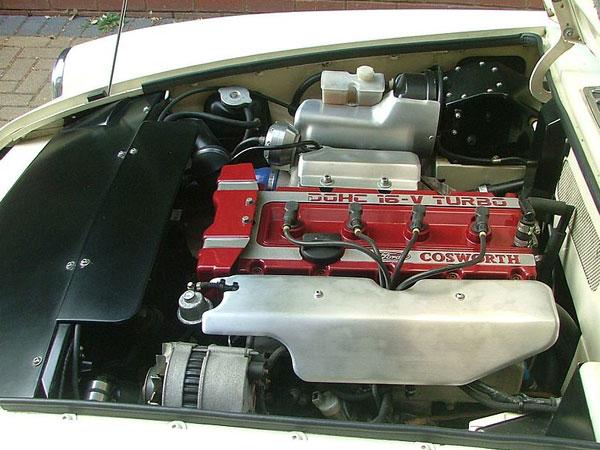 chris falla u0026 39 s 1968 mgb with turbocharged ford cosworth 2
