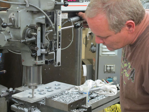 Scott McRoberts: McRoberts Machine Of Longmont Colorado