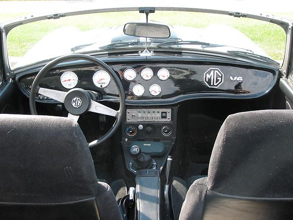 Harvey Leichti S Mgb With Gm 2 8l V6