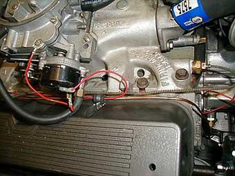 Automatic Choke Wiring - Setting Up The Electric Choke - Automatic Choke Wiring