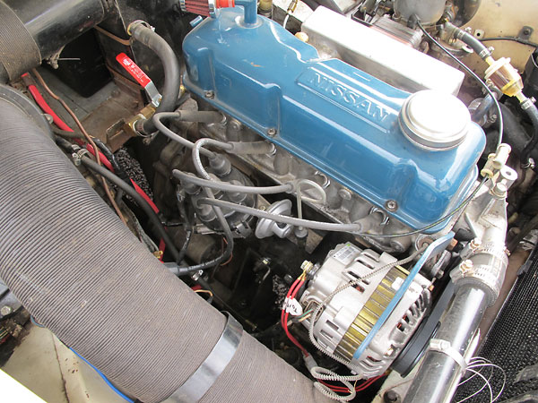 Share your 4cylinder midget engine will know