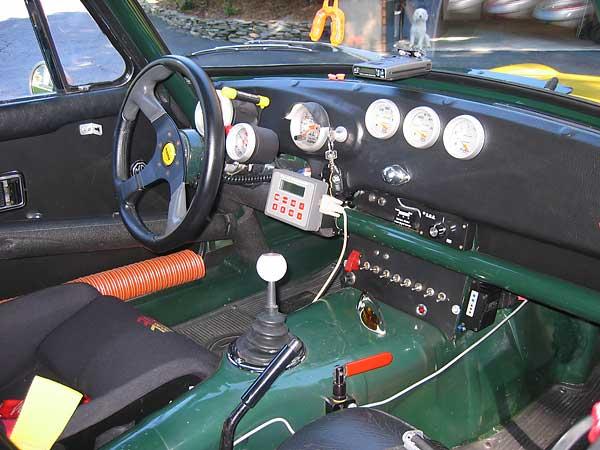 Lorenz Hassenstein S Rover Aluminum V8 Powered 1968 Mgb Gt