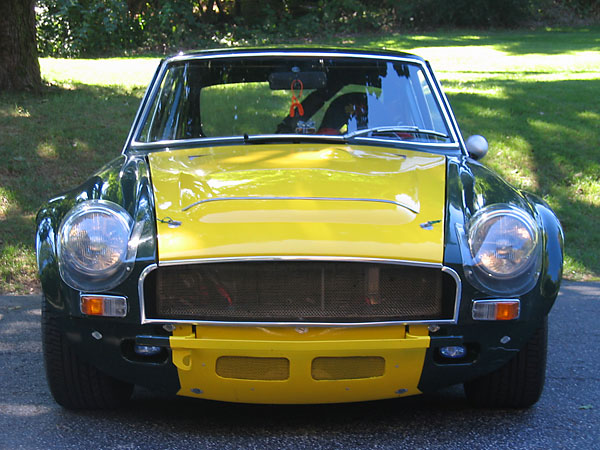 Lorenz Hassenstein S Rover Aluminum V8 Powered 1968 Mgb Gt