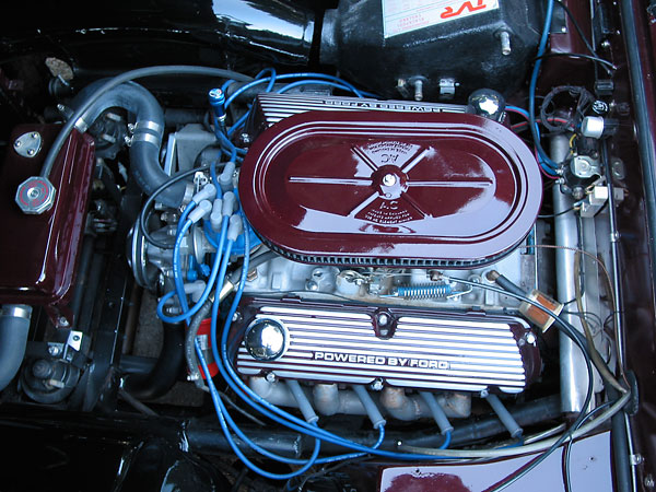 Mike Budde S 1979 Tvr 3000m With Ford 302 V8