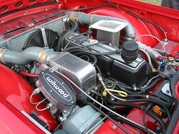 DaleKnapke B dale knapke's 1972 tr 6 with 2 3l ford svo turbo 4 1989 Mustang Wiring Diagram at mifinder.co